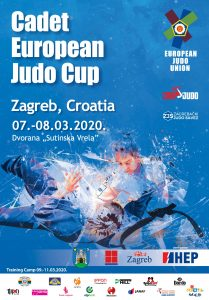 Cadet European Judo Cup Zagreb